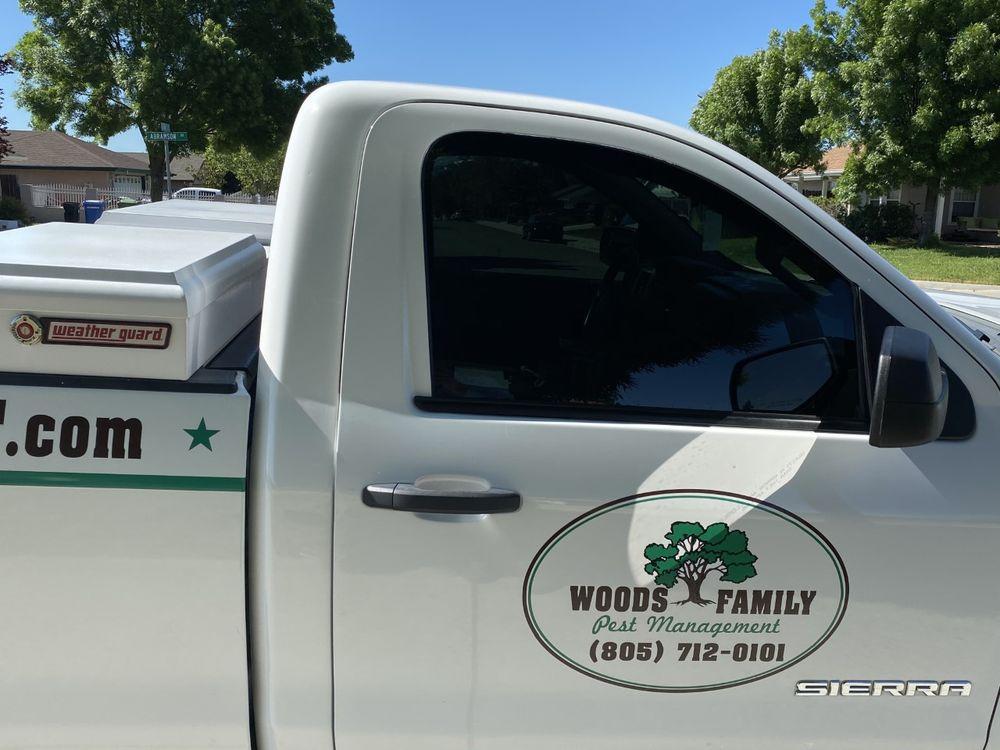 Woods Family Pest Management: Atascadero, CA