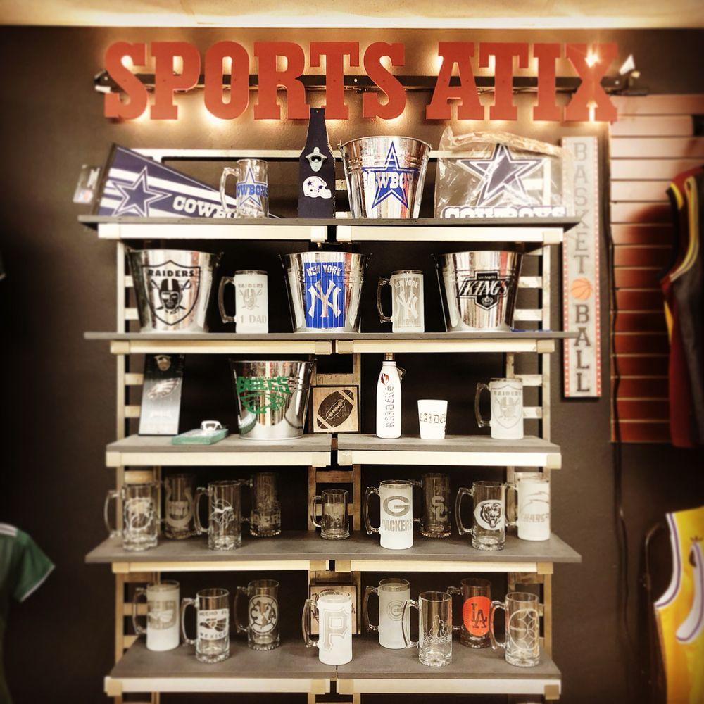 Sports Atix: 322 N Sunset Ave, La Puente, CA