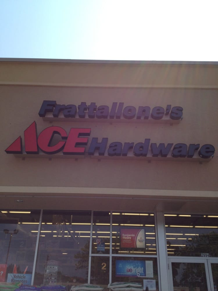 Frattallone's Ace Hardware: 2694 E County Road E, White Bear Lake, MN