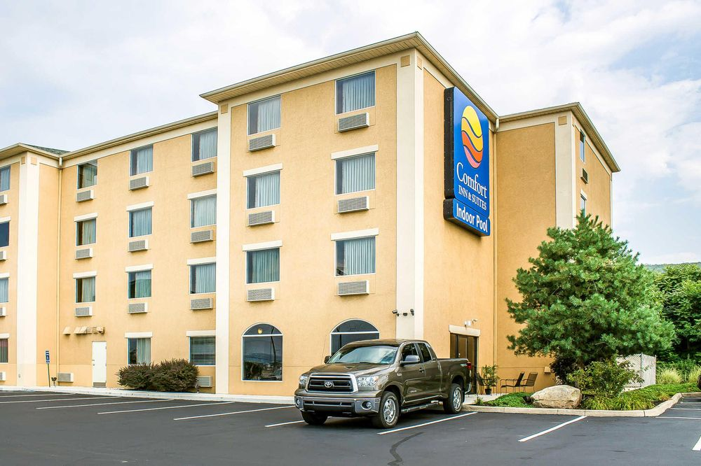 Comfort Inn Suites 48 Photos 48 Reviews Hotels 48 Wilkes Simple Bell Furniture Wilkes Barre Exterior