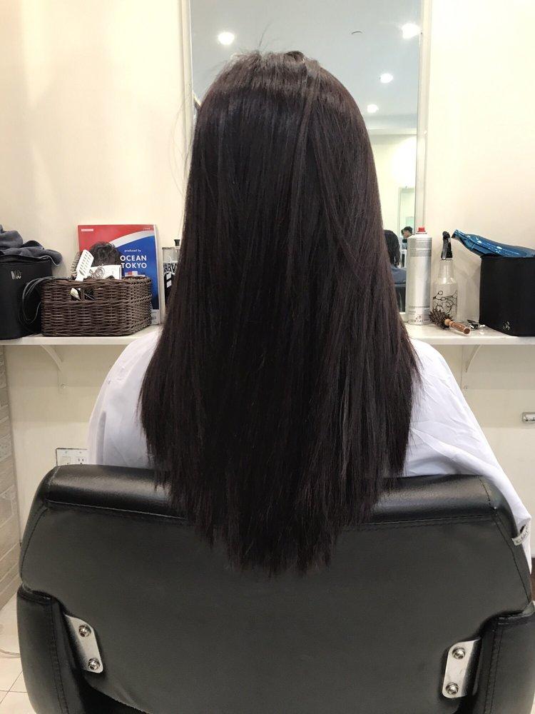 I Wanted A V Shape Layered Haircut Yelp