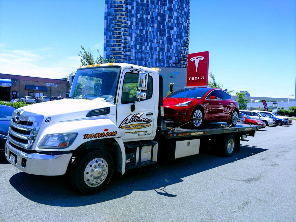 Towing business in Mount Vernon, VA