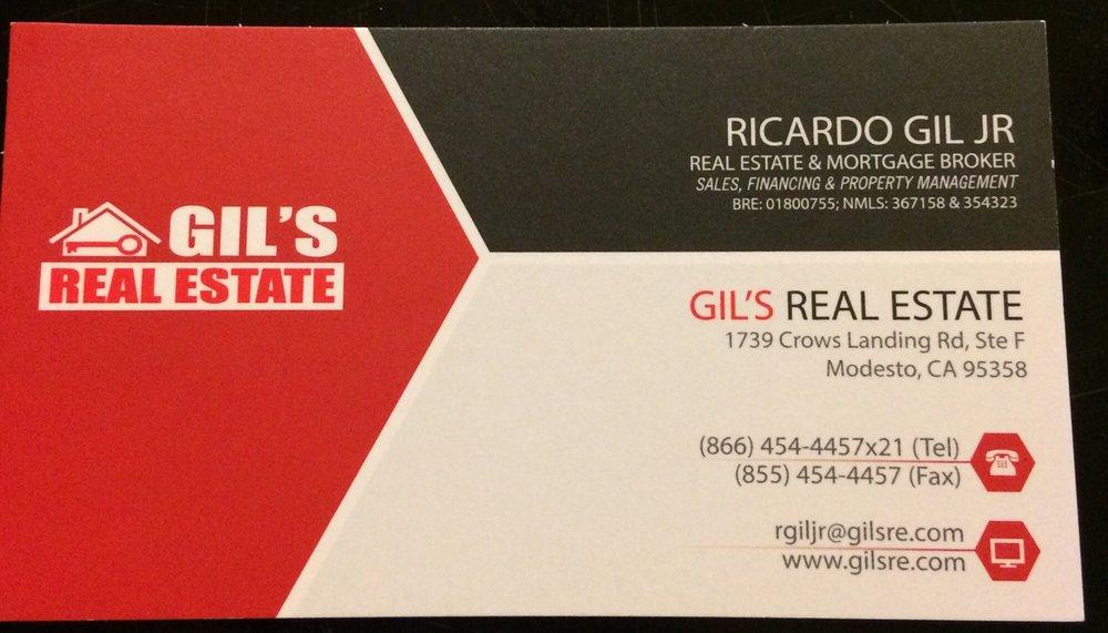 Gil's Real Estate: 1940 Crows Landing Rd, Modesto, CA