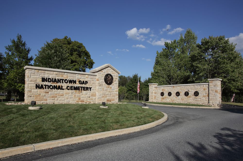 Indiantown Gap National Cemetery: Annville, PA