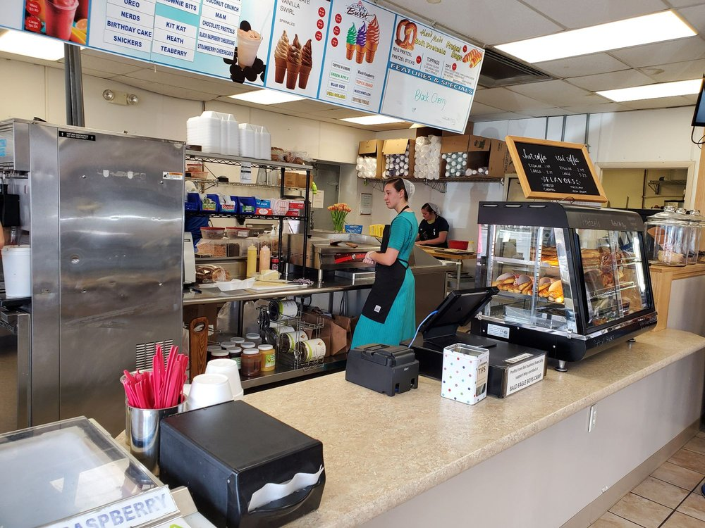 Ice Shack: 104 N Water St, Mill Hall, PA