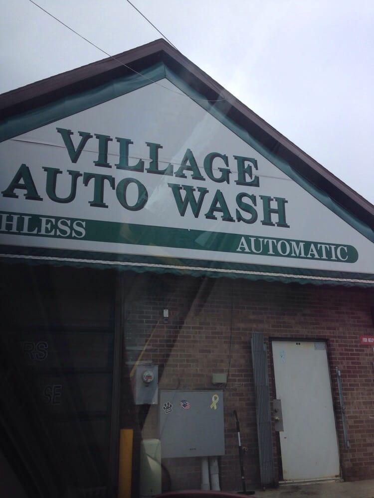 Village Auto Wash: 60401 County Rd 687, Hartford, MI