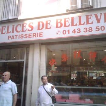 Délices De Belleville 19 Photos Pâtisseries 108 Rue Du