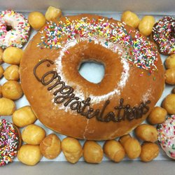 Ny donut chat line number