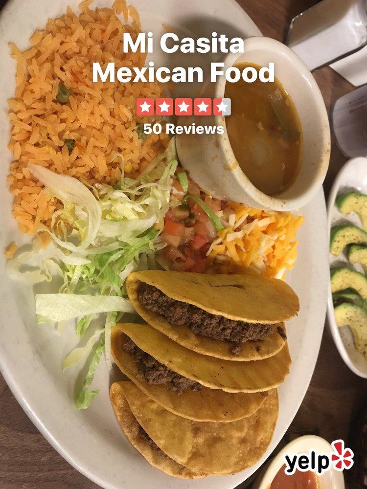 Mi Casita Mexican Food: 1520 Hewitt Dr, Waco, TX