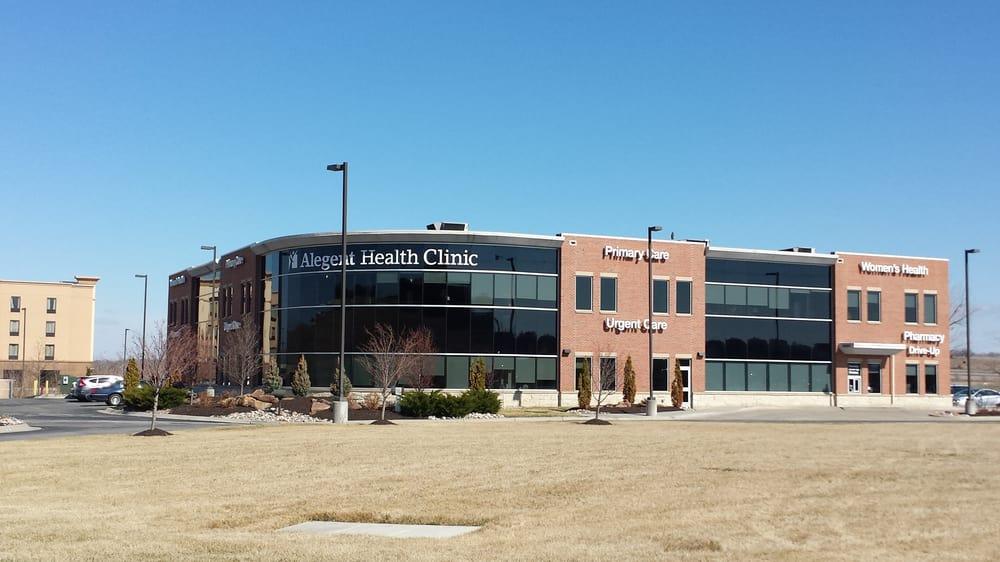 Alegent Health Express Care: 3308 Samson Way, Bellevue, NE