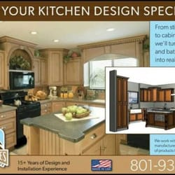Photo Of Sticks And Stones Cabinets Countertops Salt Lake City Ut United