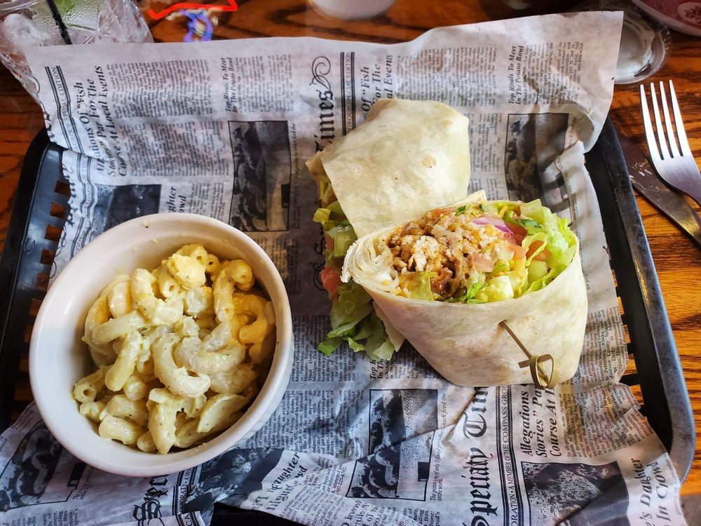 Loco Jo's Grill: 602 N Howe St, Southport, NC