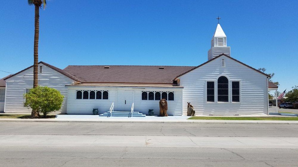 Calipatria Community Church: 180 W Church, Calipatria, CA