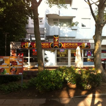 Doner Grillhaus Kebab Lenzweg 2 Stellingen Hamburg Germany