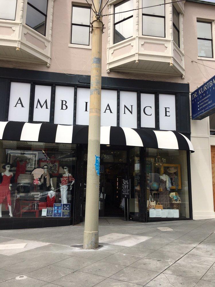 Ambiance -San Francisco