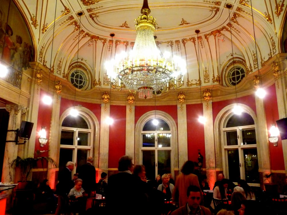 Die Rote Bar In The Volkstheater Yelp