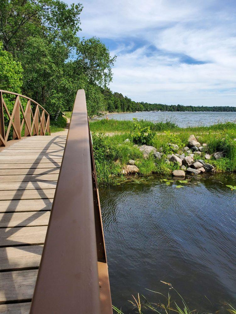 Lake Bemidji State Park: 3401 State Park Rd NE, Bemidji, MN