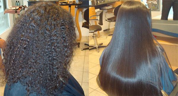 Brazilian hair straightening for african american hair