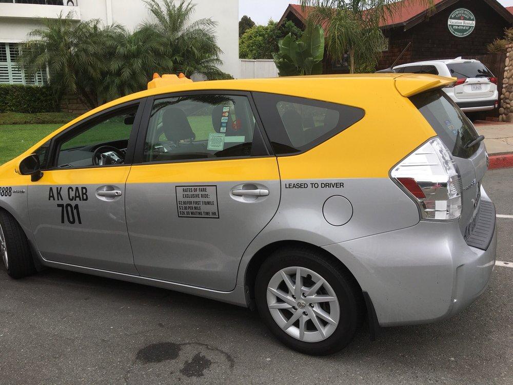AK Cab: San Diego, CA