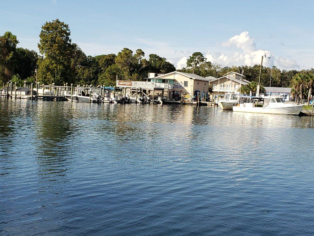 Social Spots from Hunter Springs Kayaks & Tours