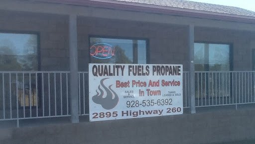U-Haul Neighborhood Dealer: 2895 Hwy 260, Overgaard, AZ