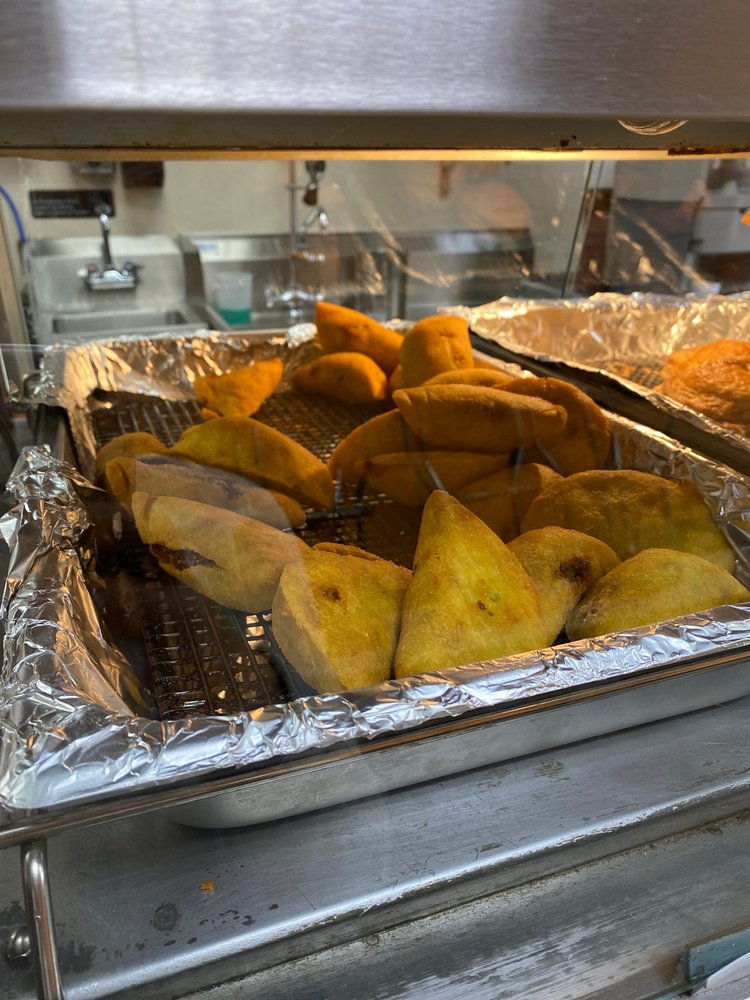 Food from Empanada Mania