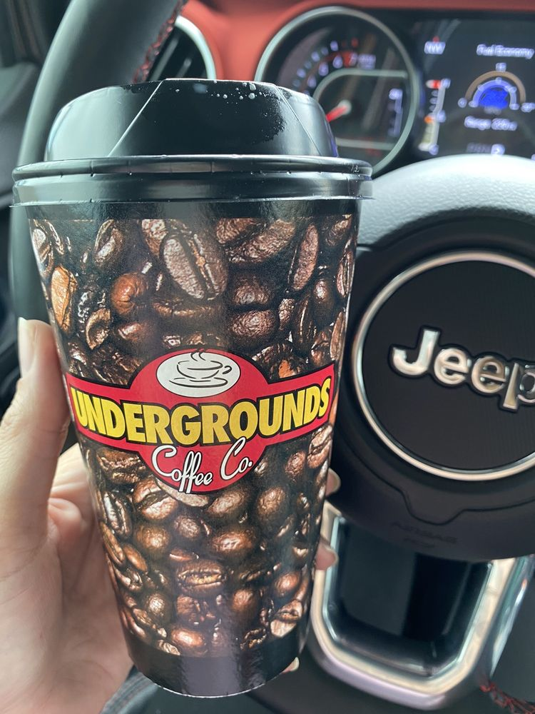 Social Spots from Undergrounds Coffee
