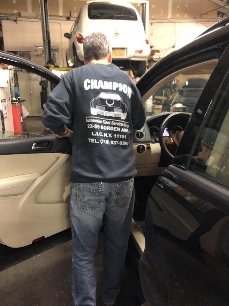 Champion Automotive Repair Services - 25 Reviews - Auto
