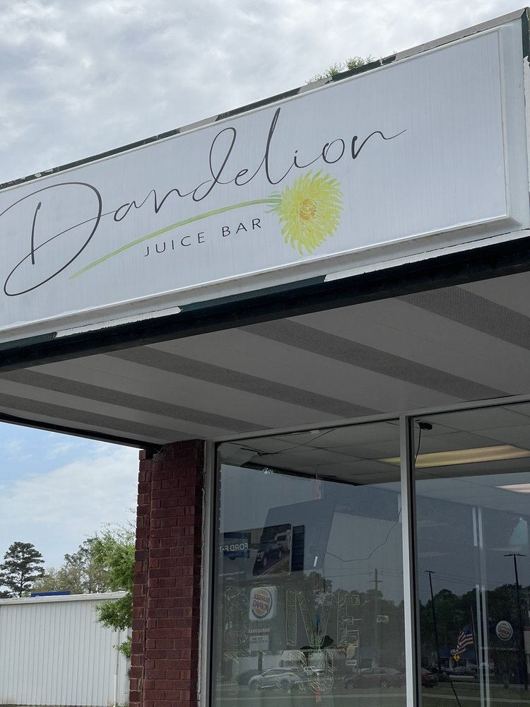 Dandelion Juice Bar: 809 Willowbrook Dr, Hinesville, GA