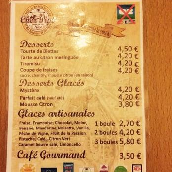 Cafe Palmyre Nice France