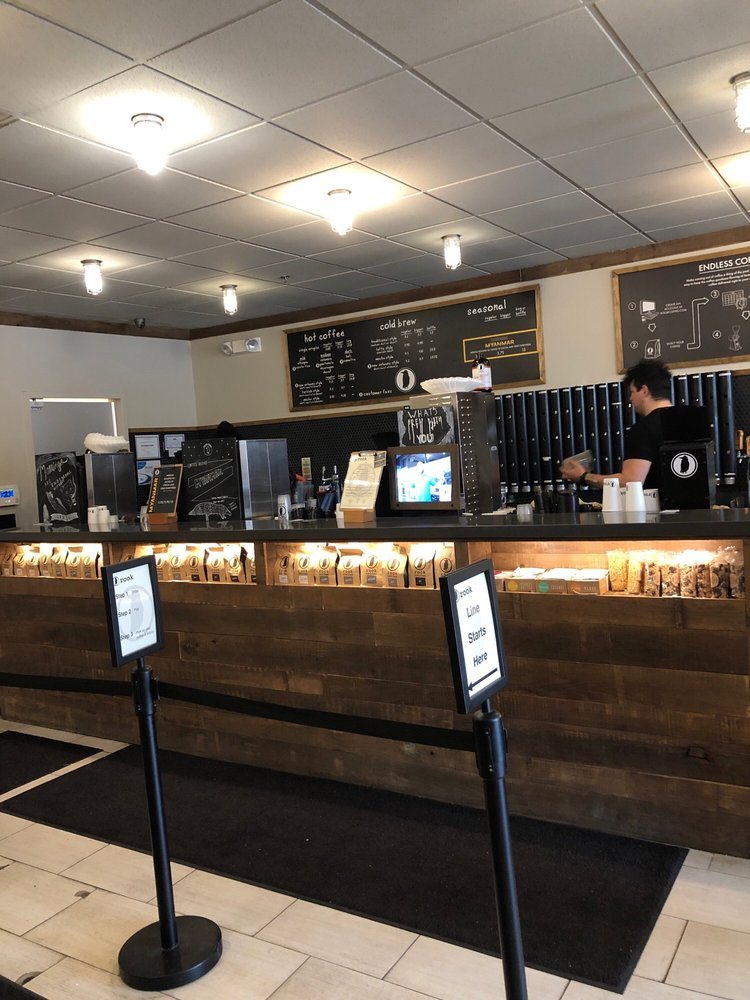 Rook Coffee: 340 State Rt 34, Colts Neck, NJ