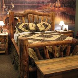 rustic ranch log furniture 26 photos furniture stores