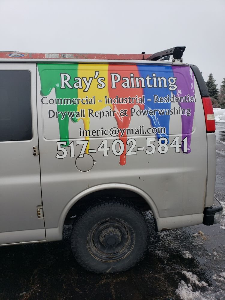 Ray's Painting: 7304 E Cutler Rd, Bath Township, MI