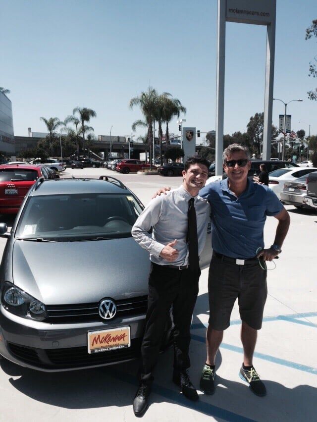 Go See Mike Awesome Experience At McKenna Audi Yelp - Mckenna audi