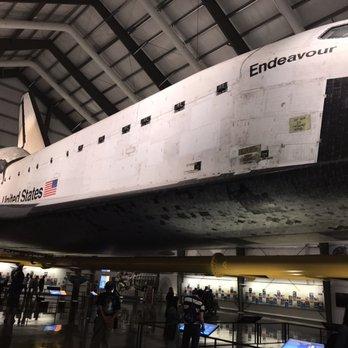 Space Shuttle Endeavour  725 Photos  158 Reviews  Museums  700