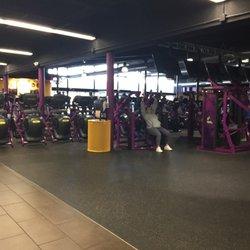 Planet fitness okc western