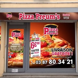 pizza preum s pizza 150 rue du general de gaules longeville l s metz moselle france. Black Bedroom Furniture Sets. Home Design Ideas