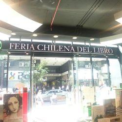 Feria chilena del libro descuentos