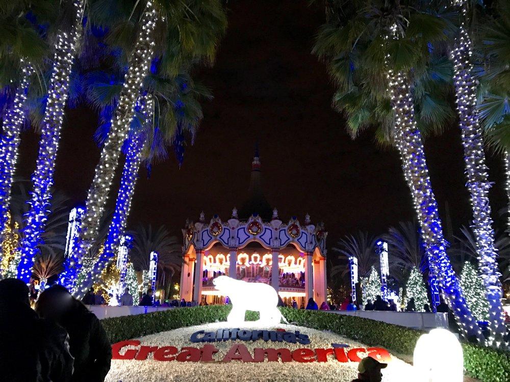 photo of californias great america santa clara ca united states great america