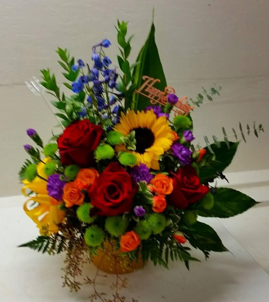 My Painted Garden Florist: 94686 Oaklea Dr, Junction City, OR