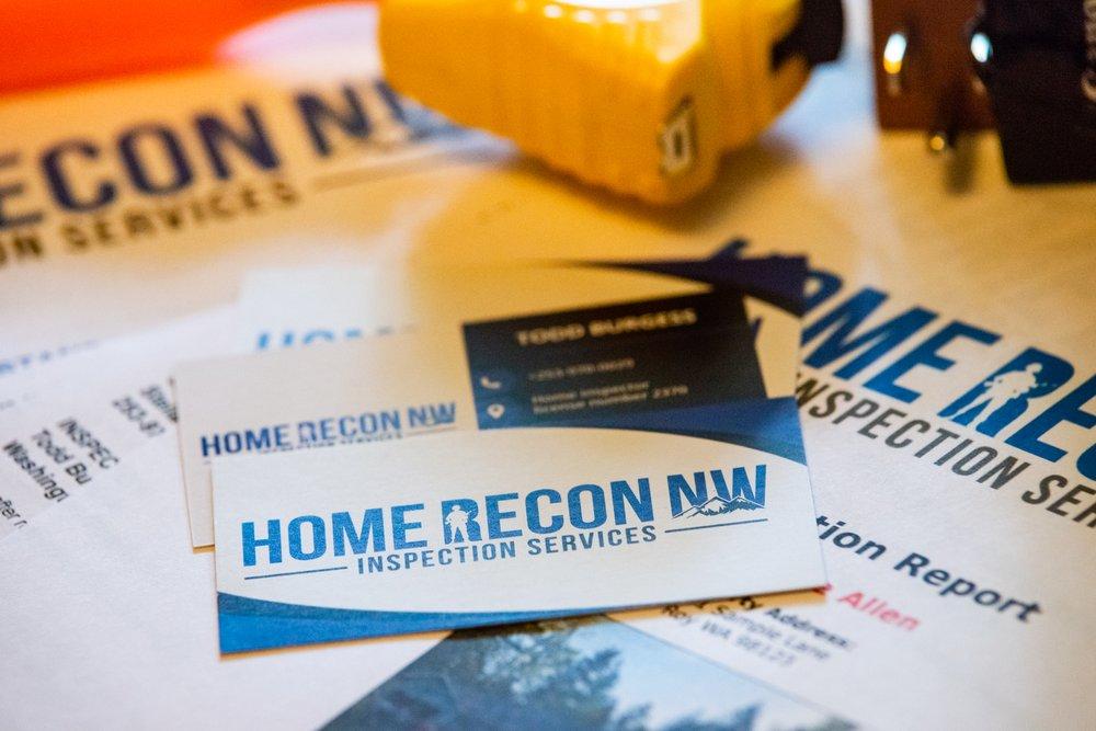 Home Recon Northwest Inspection Services: Steilacoom, WA
