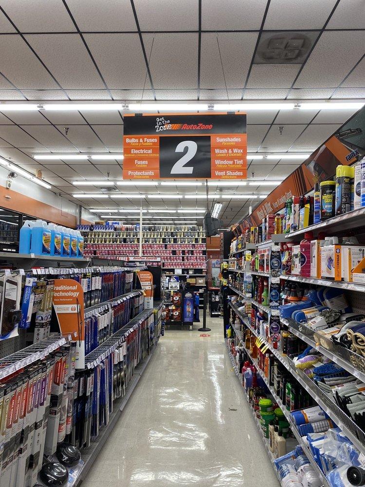 AutoZone Auto Parts: 17750 Hesperian Blvd, San Lorenzo, CA
