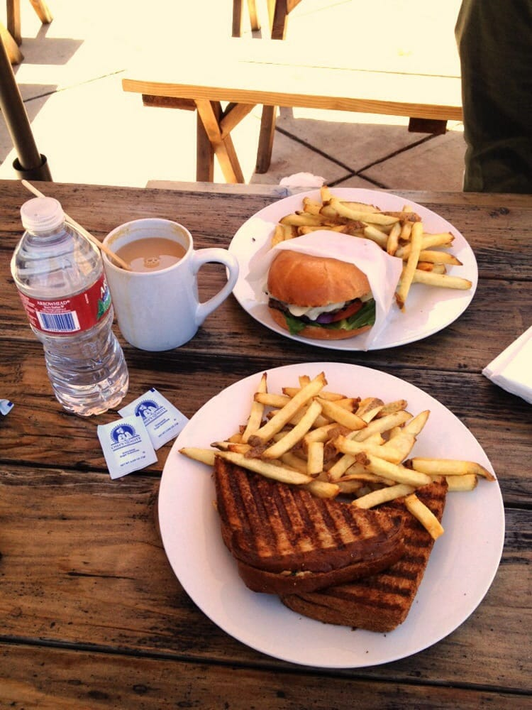 Ol Yeller Cafe Menu