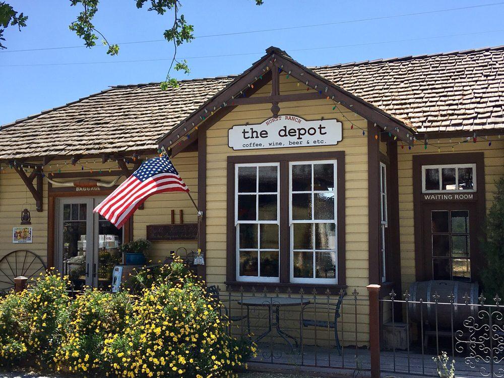The Depot At Hurst Ranch: 17415 California 108, Jamestown, CA