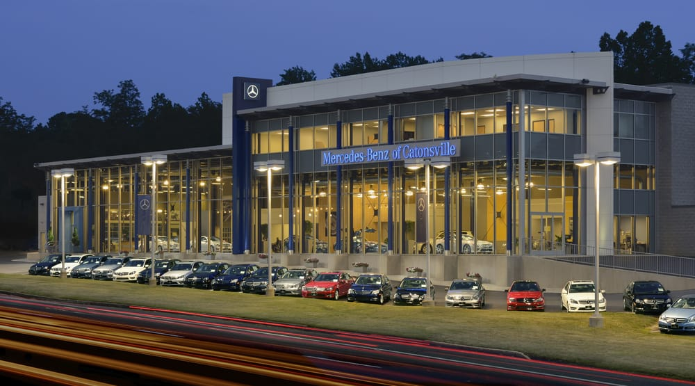 Mercedes Benz Dealer Catonsville Md