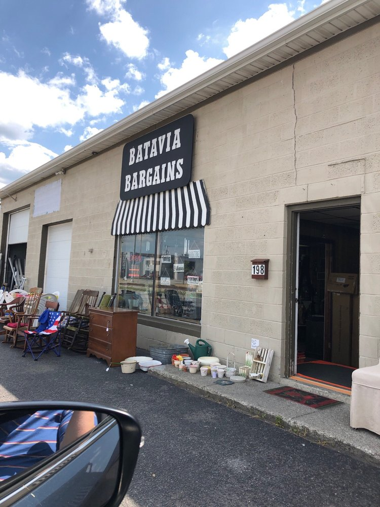 Batavia Bargains: 198 Ellicott St, Batavia, NY
