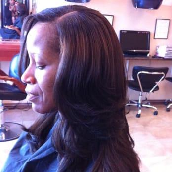 A touch of heaven salon spa 13 photos hair salons for A touch of heaven salon