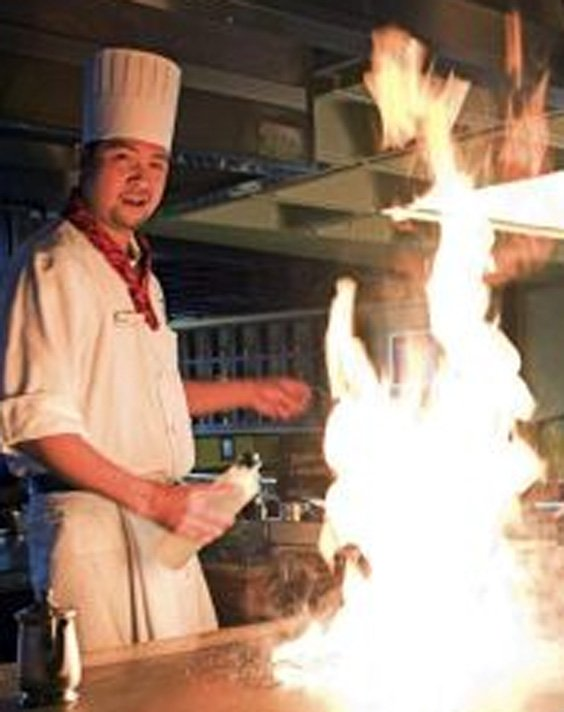 Sansu Restaurant Fair Haven Nj