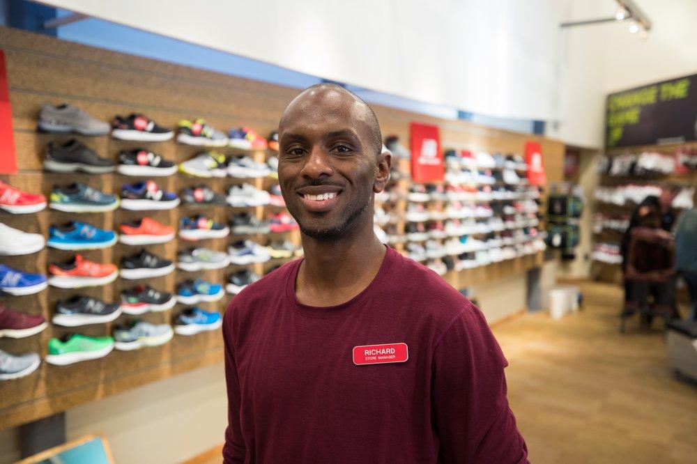 New Balance Shoe Store In Santa Monica Ca