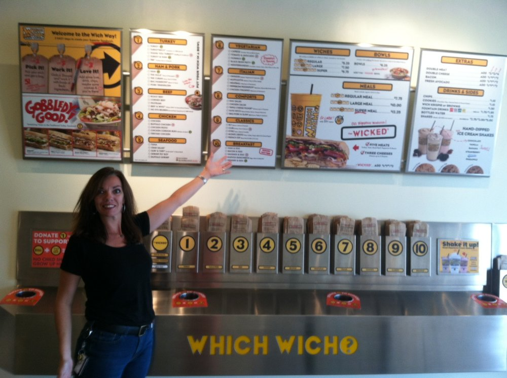Which Wich Closed 15 Reviews Sandwiches 6025 Kruse